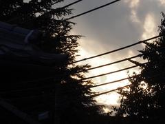 #013 師走の曇空に想う
