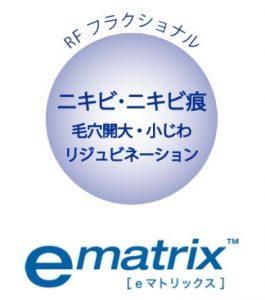 #0123  e-PLUSの新治療『eMatrix イーマトリックス』を導入します。